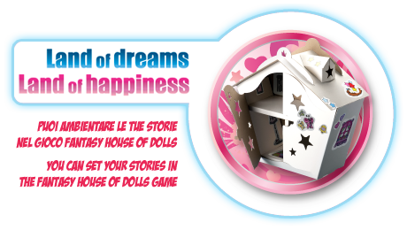 Compatibile con Fantasy House of Dolls